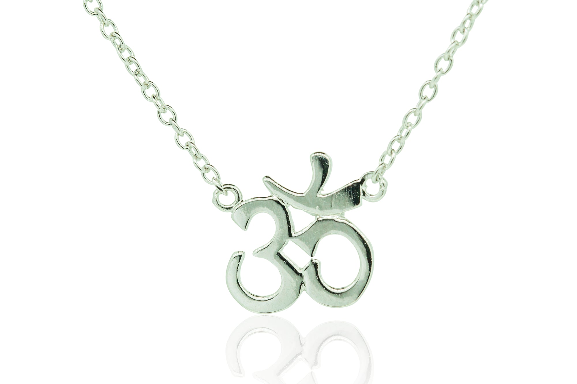 Aum faith necklace