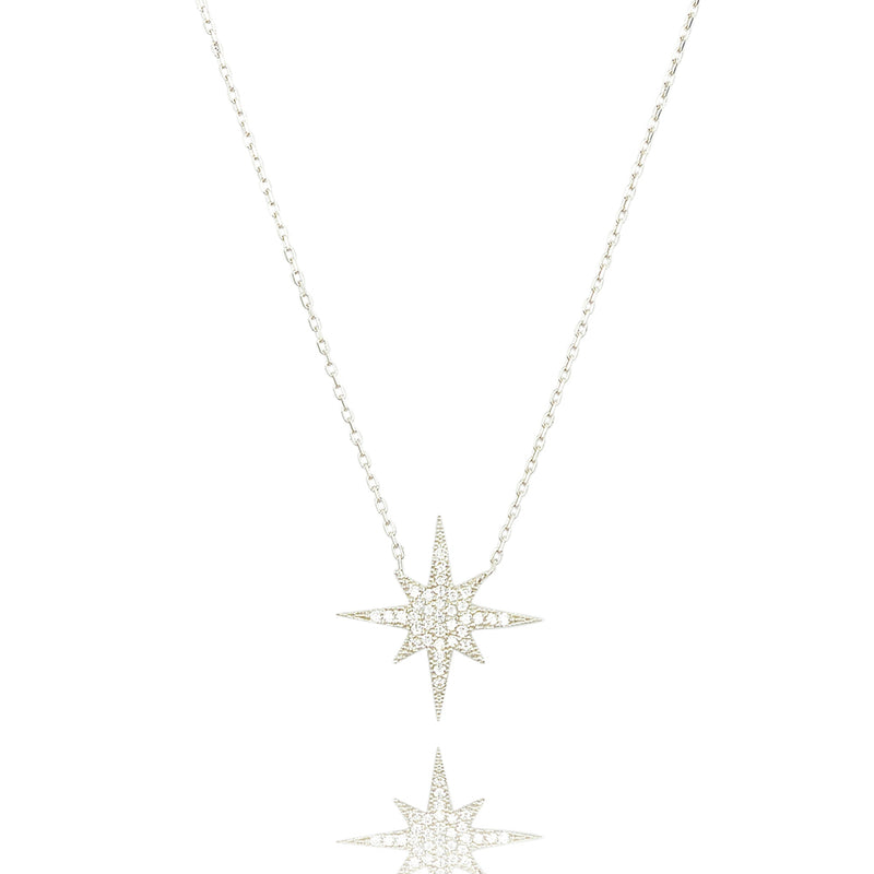 Stine your light 8 point star