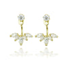 Flower ear cuff joy earing