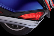 LED Saddlebag Lights in Black or Chrome
