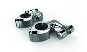 Ciro Hingeless Clamps With Clevis Chrome or Black