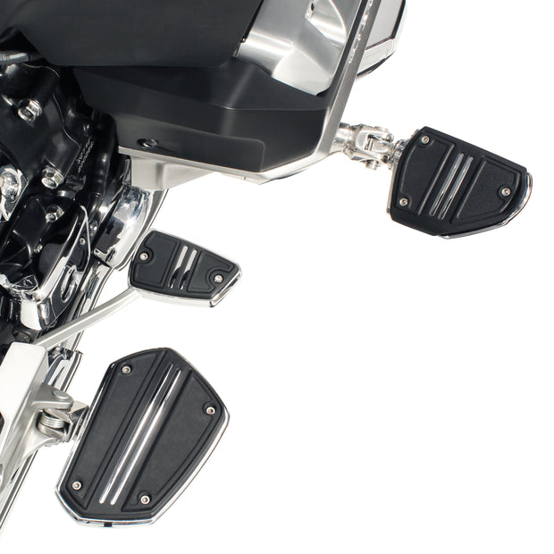 Brake Pedal Cover in Black or Chrome
