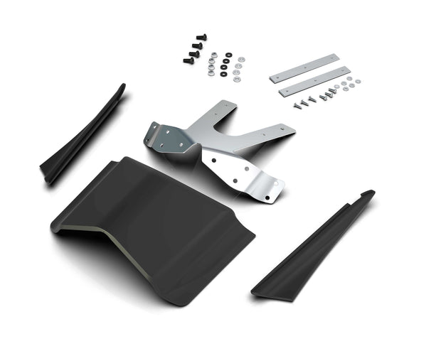 Rear Fender Extension Kit with Fender Filler Strips