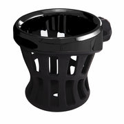 Perch Mounted Drink Holder in Black or Chrome