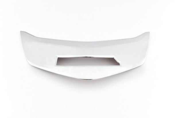 TWINART Chrome Front Fairing Cover