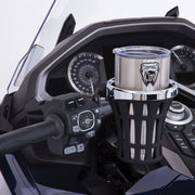 Left Side Big Ass® Drink Holder In Black or Chrome