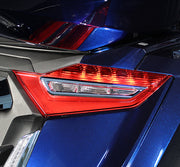Taillight Trim in Chrome or Black