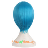 12 Inch Costume Short Straight Cosplay Party Wigs