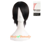 Fashion High Quality Men Handsome Short Straight Cosplay Wigs