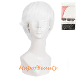 Handsome Natural Simple Supple Short Curly Hair Men/Women  Cosplay Wigs