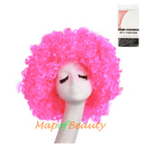 Fashion Holiday Explosive Head Lovely Short Wigs