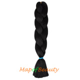 Fashion Jumbo Braid Weaving Wig Synthetic Braiding Hair Extensions