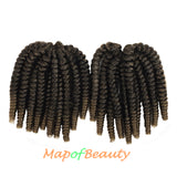 Funny Flawless Natural Soft Texture Short Spiral Curl Hair Extension Wigs Fashion Hairpieces