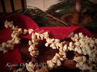 Scented Popcorn Garland