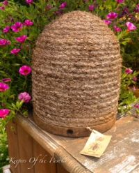 COLONIAL BEE SKEP