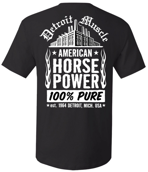 Detroit Muscle, Original Factory T-Shirt