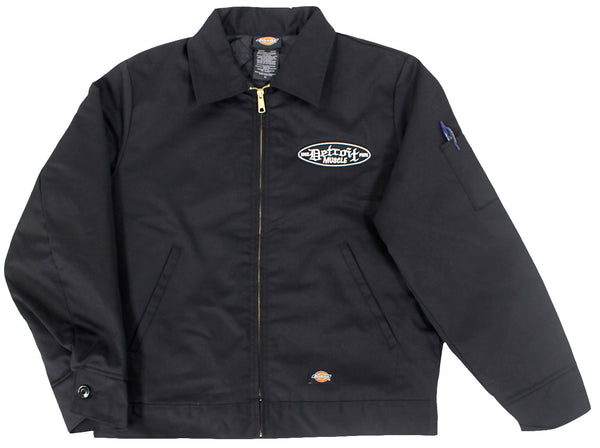 Mechanics Jacket, Black