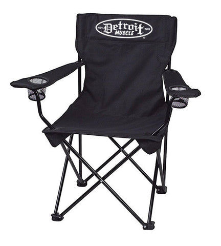 Detroit Muscle Folding Chair with Case