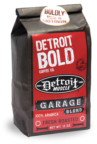 Coffee Garage Blend Coffee