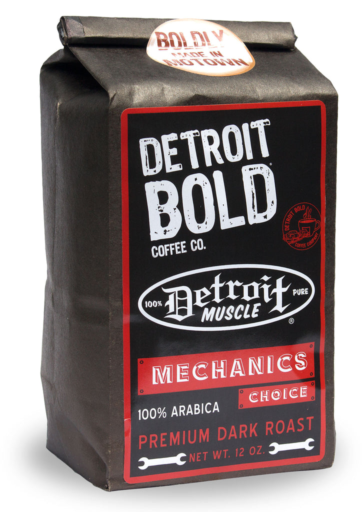Coffee Mechanics Choice, Dark Roast