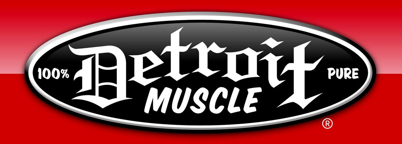 Detroit Muscle More Power More Speed