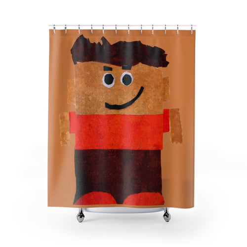 Jose Shower Curtain
