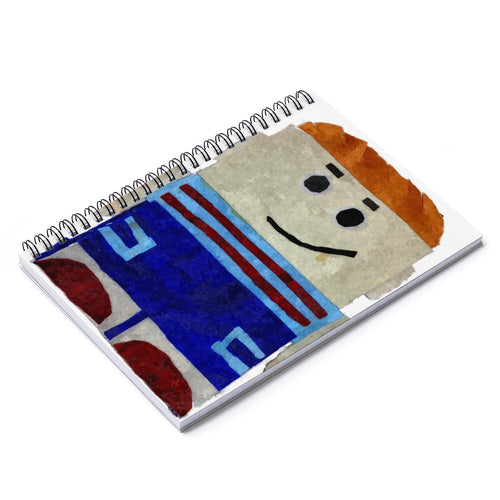 Cody Spiral Notebook - Ruled Line