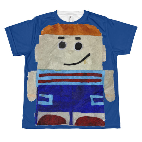 Cody All-over youth sublimation T-shirt