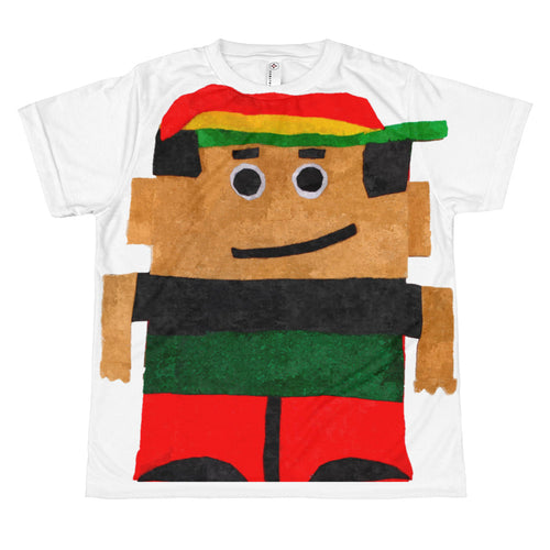 Ernesto All-over youth sublimation T-shirt