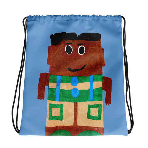 Gabe Drawstring bag