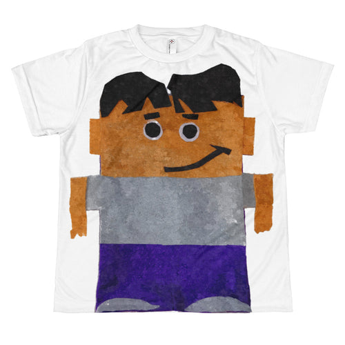 Arun All-over youth sublimation T-shirt