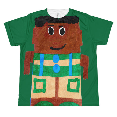 Gabe All-over youth sublimation T-shirt