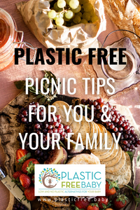 Plastic free picnic tips for you & your family