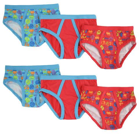 Boys and Girls Little Cotton Undies