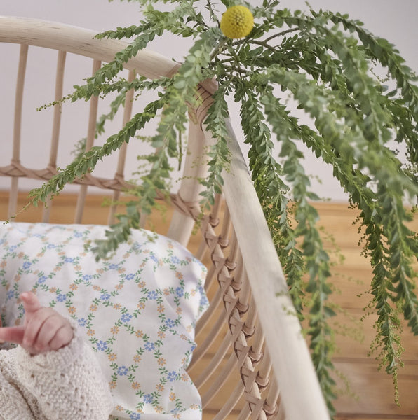 handcrafted cot