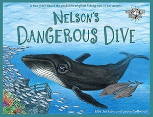 Nelson's Dangerous Dive Book (signed copy)
