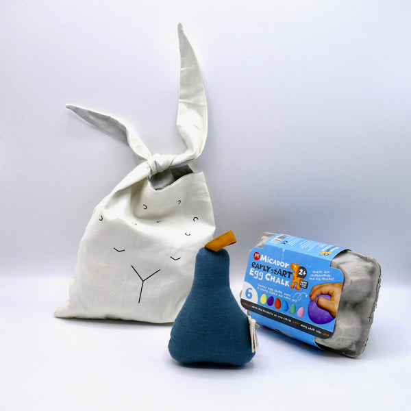 Plastic Free BABY AND SIBLING Gift Set