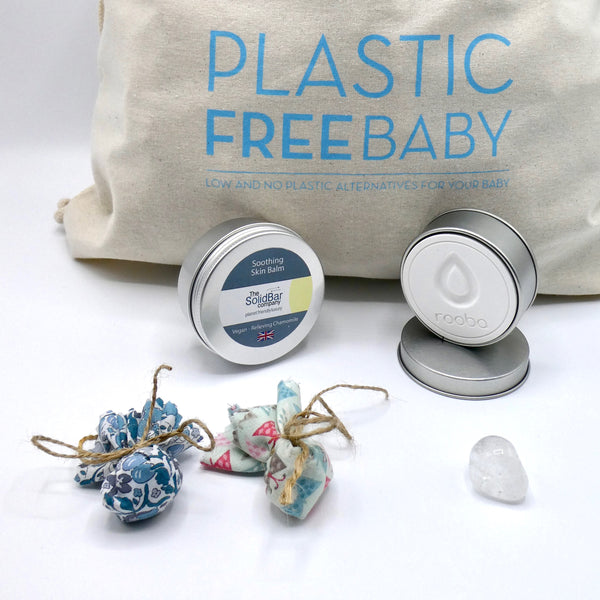 Plastic Free MUMMY-TO-BE Gift Set