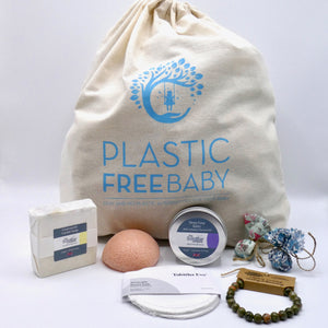 Plastic Free NEW MUM Gift Set