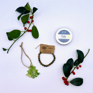 Plastic Free CHRISTMAS Gift Set FOR HER