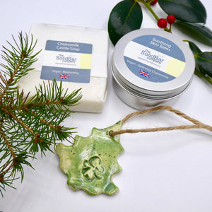 Plastic Free CHRISTMAS Gift Set FOR HIM, HER, THEY or BABY
