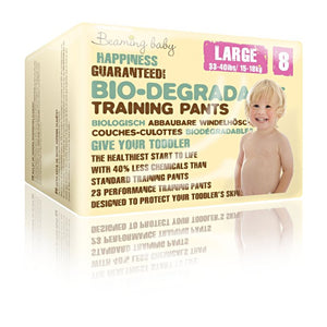 Biodegradable Disposable Pull Ups / Training Pants