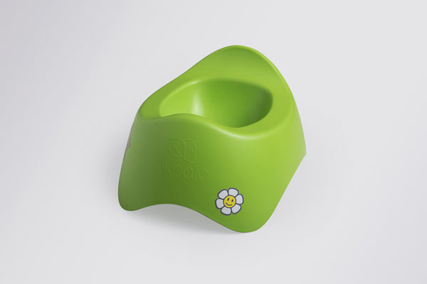 Biodegradable potty - in 3 colours