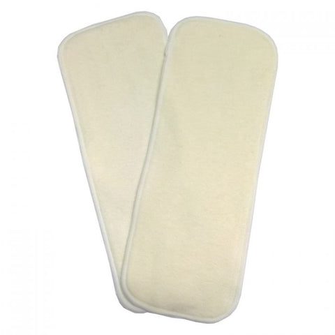 Cloth Nappy Inserts - Soft Bamboo