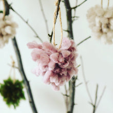 Load image into Gallery viewer, Little Bloomers Tree Decoration - Set of 4