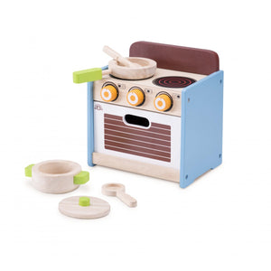 Wooden Oven and Stove Toy