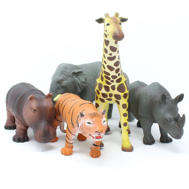Jungle Animals Set of 5