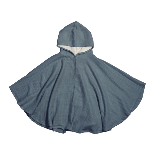 childs cotton poncho