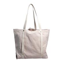 Load image into Gallery viewer, tote bag plastic free pink