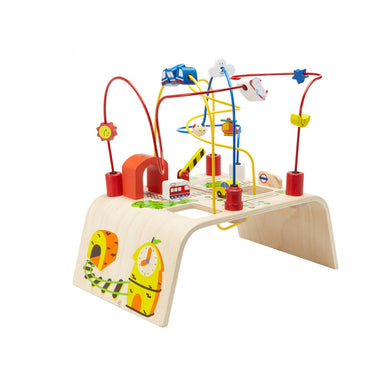 WoodToy City Beads Toy